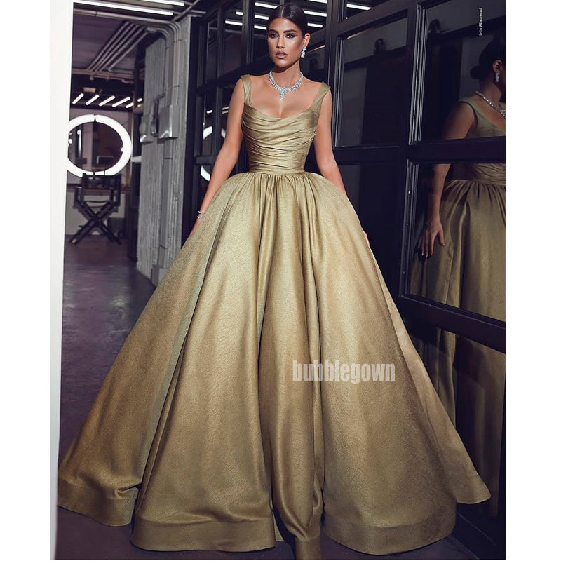 Popular Simple Style Elegant Long Prom Dresses FP1143