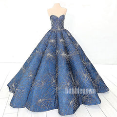 Sparkle Sweetheart Long Prom Dresses Ball Gown FP1164
