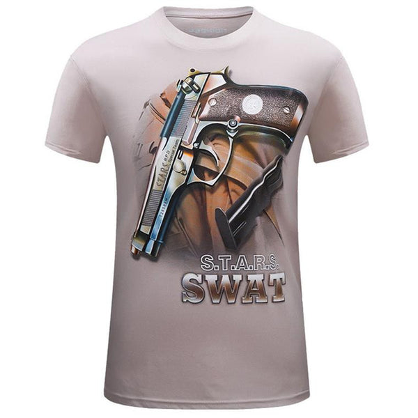 Stereoscopic Men's Swat Tee