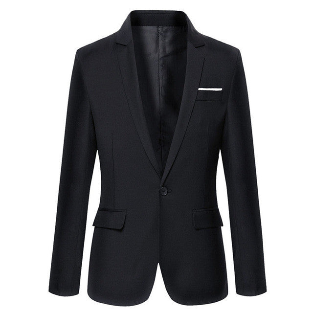 Casual Men's Blazer