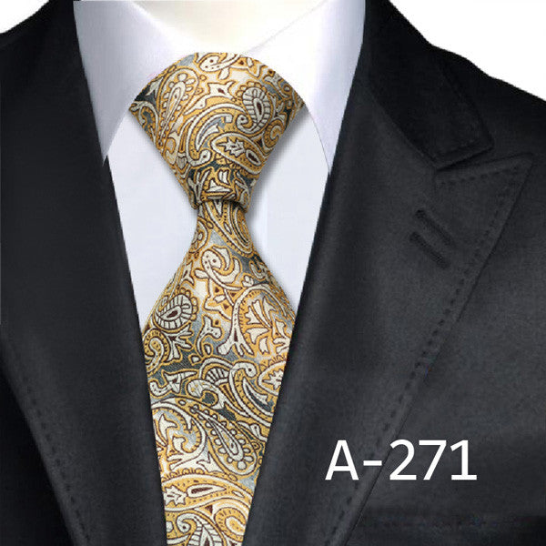 2017 Fashion Mens Ties