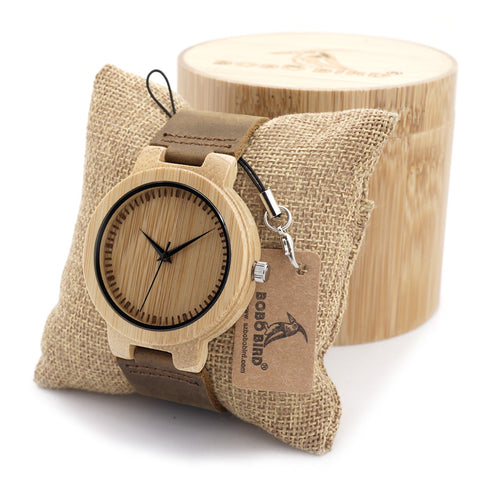 Bamboo Wooden Men's exclusive Watch