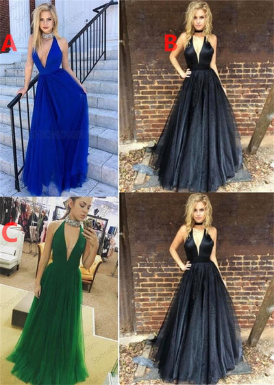 Elegant Gowns and Dresses