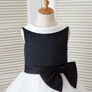 Simple Soft Affordable Tulle Most Incredible Flower Girl Dresses, Junior Bridesmaid Dresses, FG092