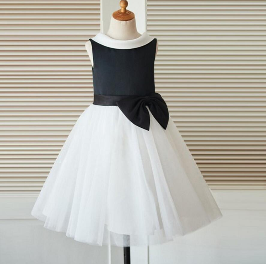 1a87fd46 Simple Soft Affordable Tulle Most Incredible Flower Girl Dresses, Junior  Bridesmaid Dresses, FG092