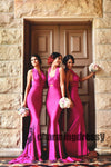 Sexy Convertible Newest Most Popular Custom Bridesmaid Dresses, Sexy Prom Dress, PD0356