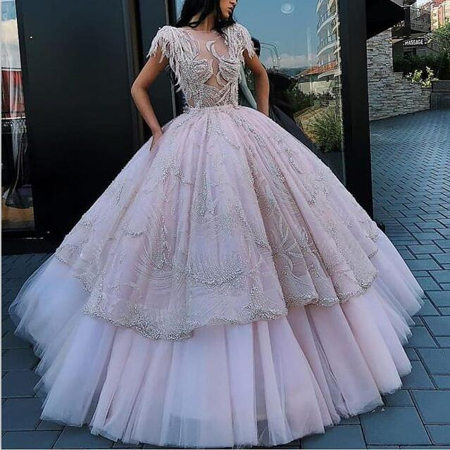 A-line Gorgeous Elegant High Quality  Custom Made Unique Design Prom Dresses, party queen dress, PD1076