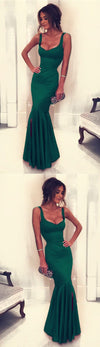 Cheap Soft Charming Formal Mermaid Prom Dresses,Evening Dresses, PD0964