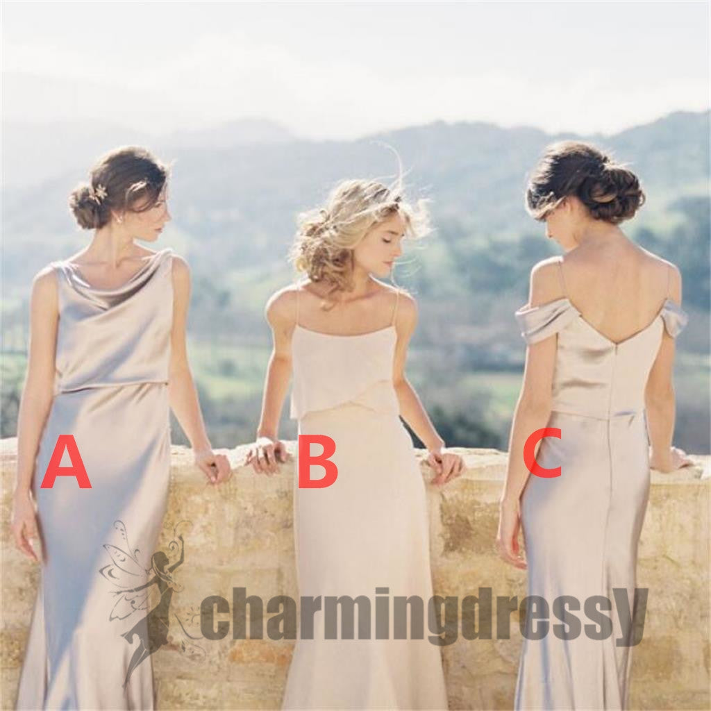 New Arrival Simple Comfortable Cheap Bridesmaid Dresses