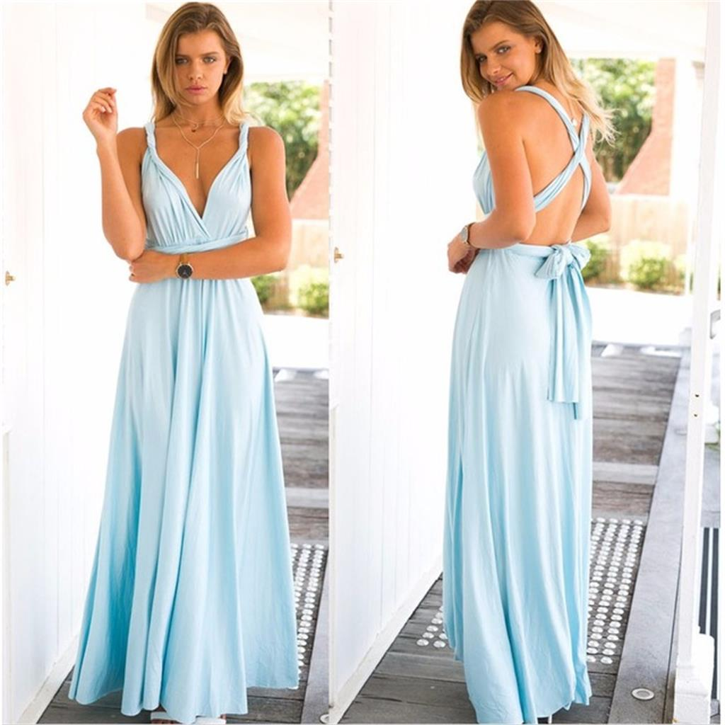 2018 new cheap affordable formal comfortable different color 2018 new cheap affordable formal comfortable different color convertible bridesmaid dresses pd0261 ombrellifo Gallery