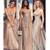 Sparkly Sequins Shinning Gorgeous Long Prom Dresses, Fashion Cheap Evening Dresses,PD1047