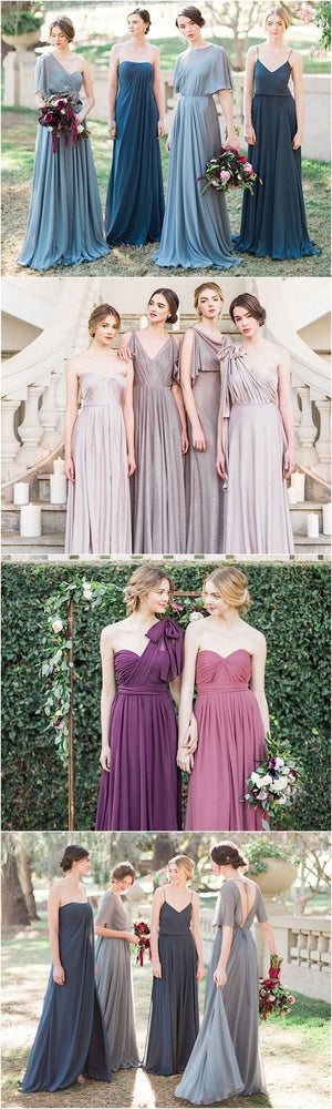 2019 Charming Most Popular Bridesmaid Dresses, Different Style Best Sales Bridesmaid Dresses Online, PD0301