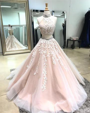 Customer Order (floor-length without train, add more lace in the bust part, add more beads in the lace part),CD0004