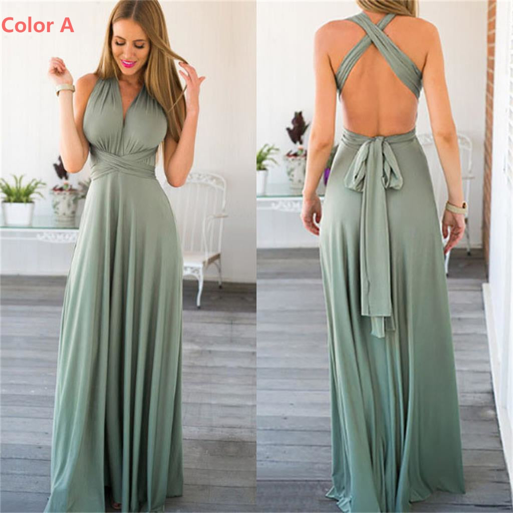 2018 new cheap affordable formal comfortable different color 2018 new cheap affordable formal comfortable different color convertible bridesmaid dresses pd0261 ombrellifo Choice Image