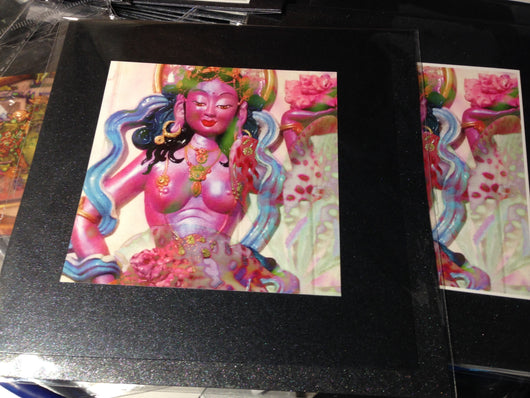 goddess greeting cards ~ buddhist blank gift cards