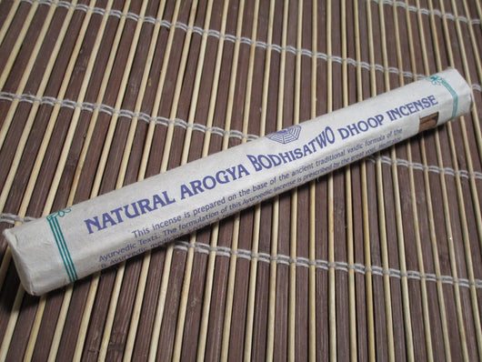 Tibetan incense Natural Arogya Bodhisatwo Dhoop Incense - pure herbal