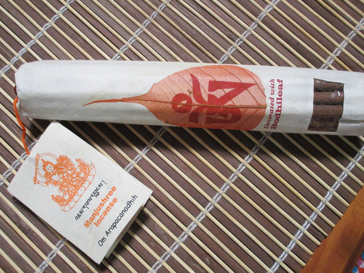 Manjushree Incense ~ pure herbal natural medicinal 100% nontoxic incense