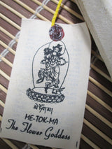 Tibetan incense ME~TOK~MA (The Flower Goddess) pure herbal