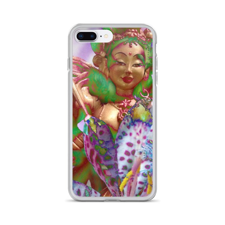 iPhone Case ~ psychedelic Mandarava Art Print