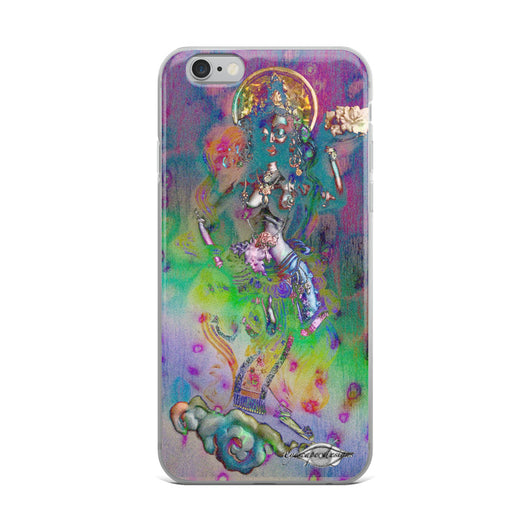 iPhone Case ~ Rainbow Goddess ~ Psychedelic