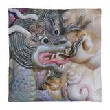 Square Pillow Case only ~ eyescape dragon design