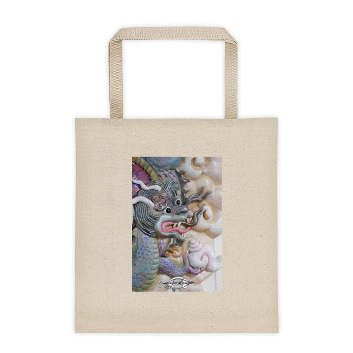 Tote bag ~ dragon print