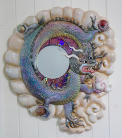 Dragon Mirror ~ rainbow