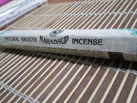 tibetan incense-pure herbal medicinal Natural Arogya Mahadhup Incense
