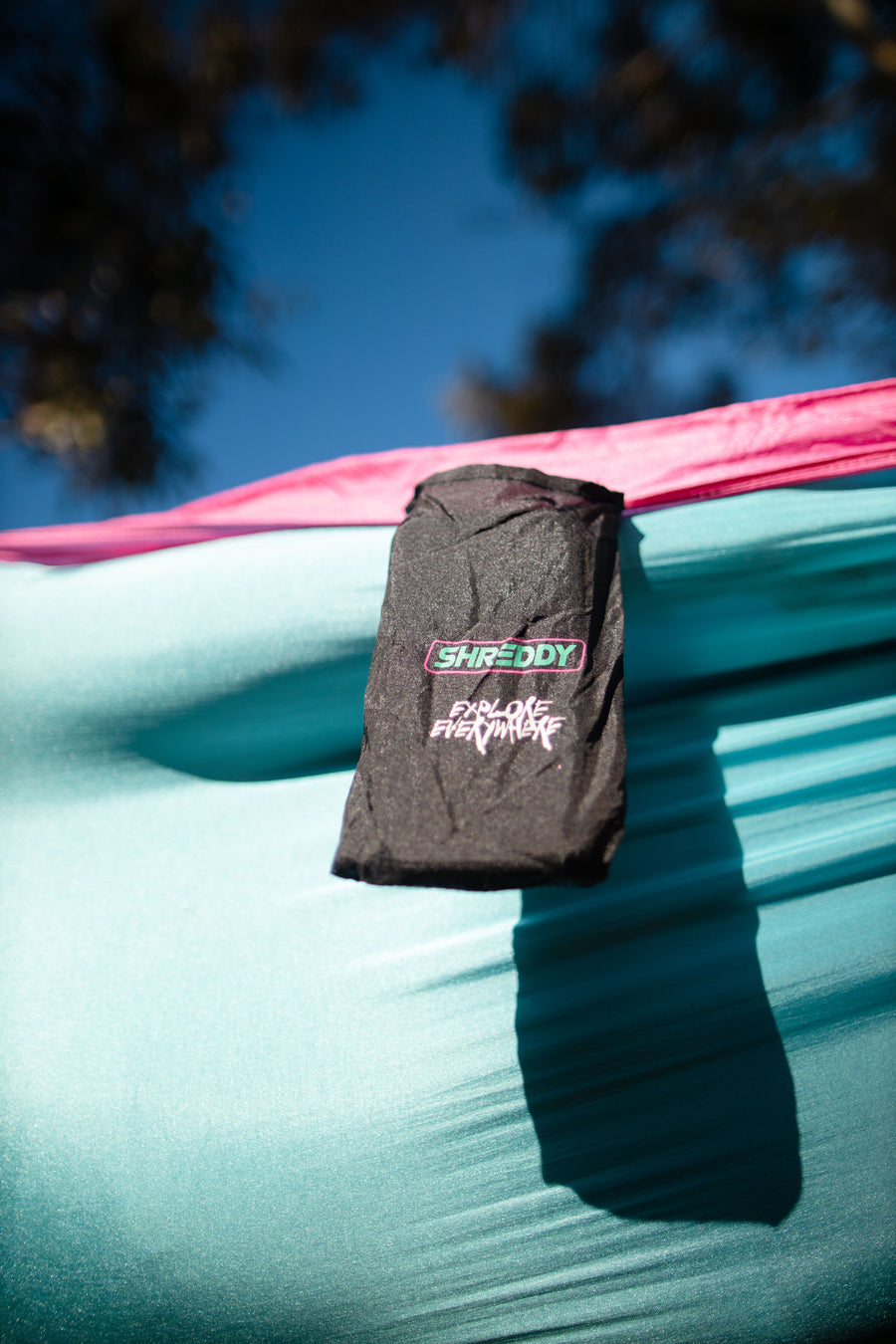 Chill Hammock ( TEAL )