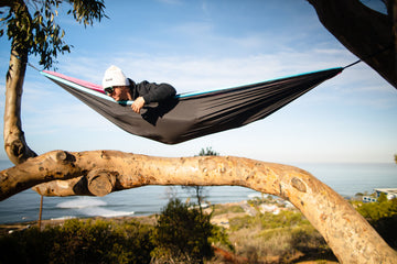 Chill Hammock ( BLACK )