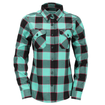 Shreddy Flannel X Dixxon ( WOMENS )