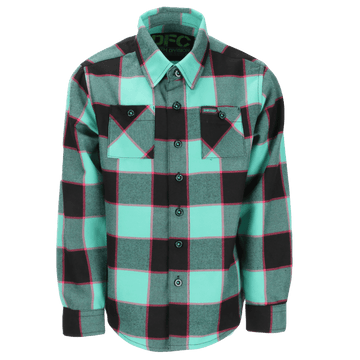Shreddy Flannel X Dixxon ( KIDS )