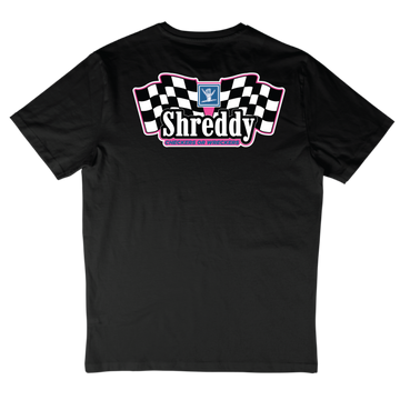 Checkers T-Shirt (Black)