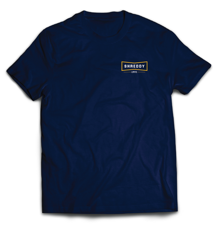 MILL TSHIRT ( NAVY )