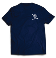 Patch T-Shirt (Navy)