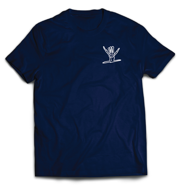 PATCH TSHIRT ( NAVY )