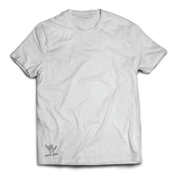 Club T-Shirt (White) PREMIUM