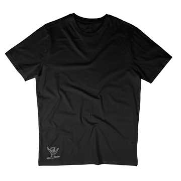 Club T-Shirt (Black) PREMIUM