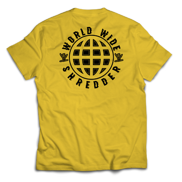 World T-Shirt (Gold)