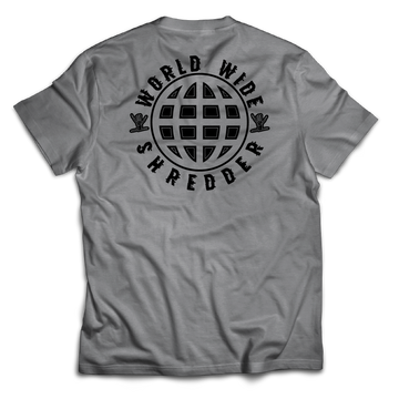 World T-Shirt (Grey)