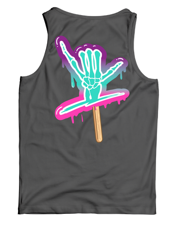 Ice Cream Tank (Grey)