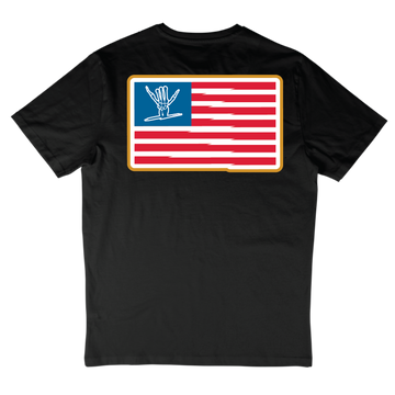 Flag 2.0 T-Shirt (Black)