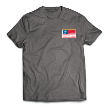Flag 2.0 T-Shirt (Grey)