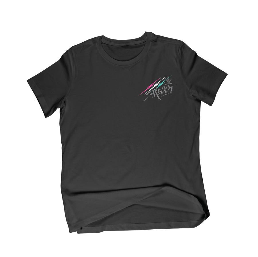 Scratch Shirt (Womens Black)