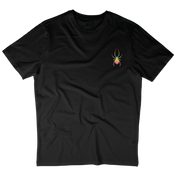 Web Tshirt ( Black )