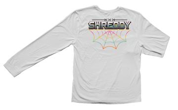 Web Long Sleeve (White)