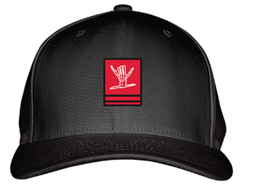 Icon Curved Bill ( FITTED )