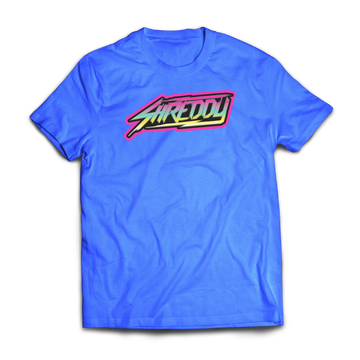 Neon Logo (Heather Blue)