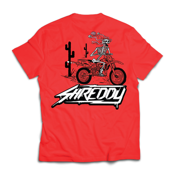 Moto T-Shirt (Red)