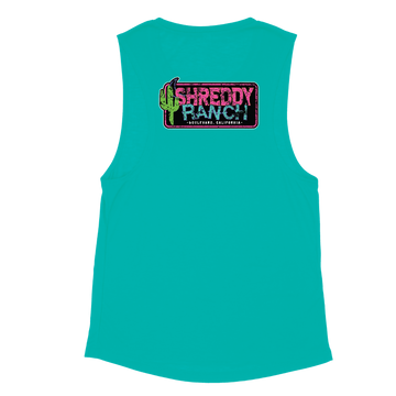 Ranch Womens ( Teal )